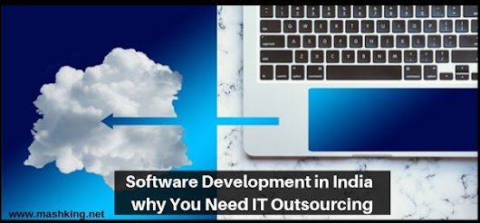 Software Development in India – Why You Need IT Outsourcing ✅