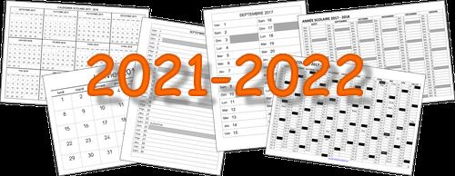 Calendrier Cnav 2022 Calendrier élève 2021 | Calendrier Mar 2021