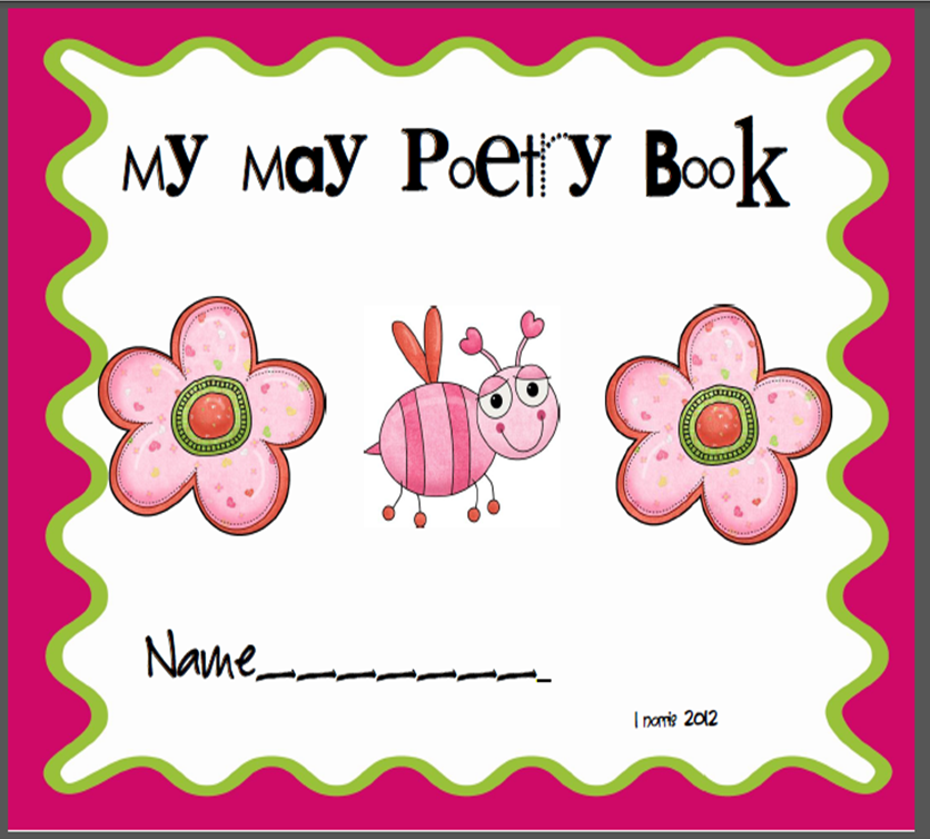 http://www.teacherspayteachers.com/Product/May-Poetry-Book-for-Fluency-242724