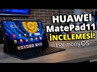 Huawei MatePad 11 incelemesi - HarmonyOS ile ilk karşılaşma! - Donanım Haber