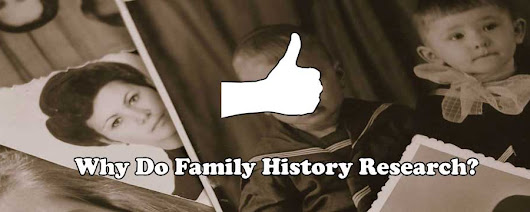 Why Do Family History Research At All? - The Genealogy Guide
