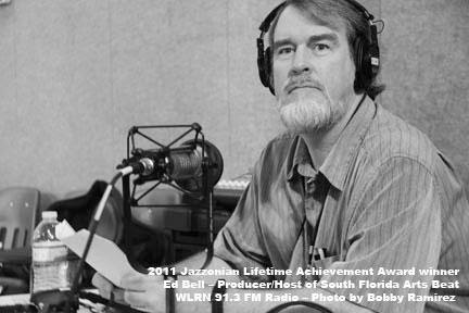 Ed Bell Says Farewell On The Final Episode Of South Florida Arts Beat on WLRN