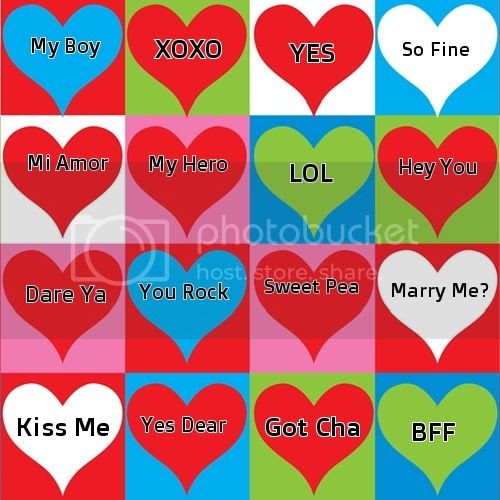 Candy Heart Learning Games & Printable - Teach Beside Me