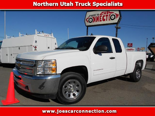 Used 2012 Chevrolet Silverado 1500 for Sale in Roy UT 84067 Joe's Car Connection