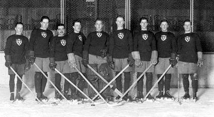 1937 McGill University team, 1937 McGill University team