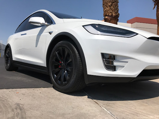 Welcoming our Model X P100D