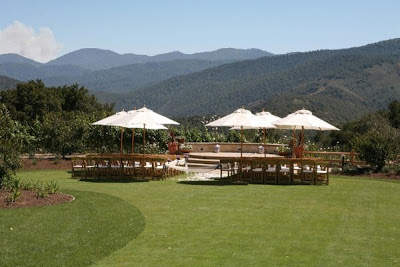 Holman Ranch in Carmel Valley California Is the Perfect Place to Unwind or To Celebrate a Special Occasion. |