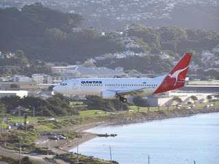 Qantas / Jetconnect B737-400