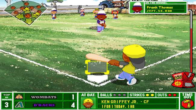 Backyard Baseball 2003 Game Free Download | Fully PC Games ...
