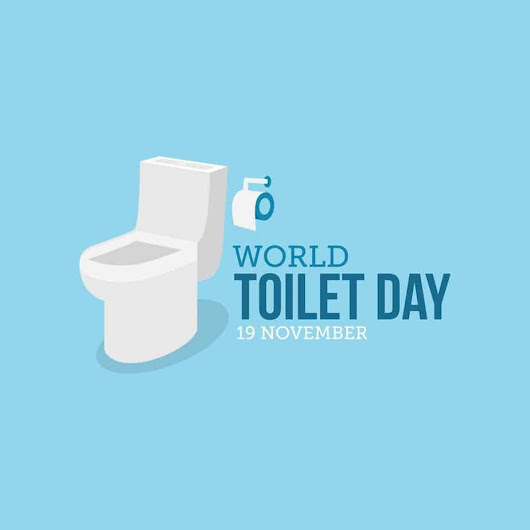 World Toilet Day 2017 • Site Equip