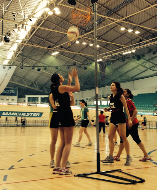 Play Netball in Manchester | Becci's blog