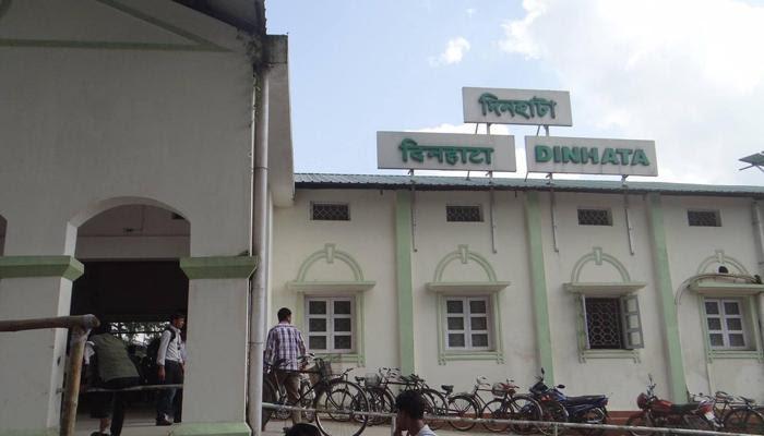 শেষ পর্বের ভোটে নজরকাড়া কেন্দ্র দিনহাটা
