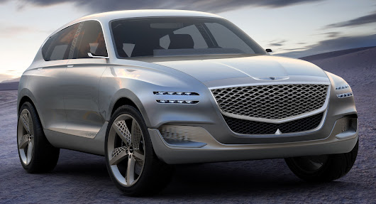 New Hyundai Sonata and Genesis SUV Coming Later This Year | Carscoops