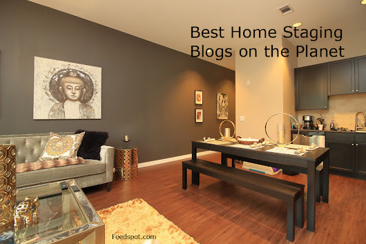 Top 100 Home Staging Blogs & Websites | Home Stagers Blog