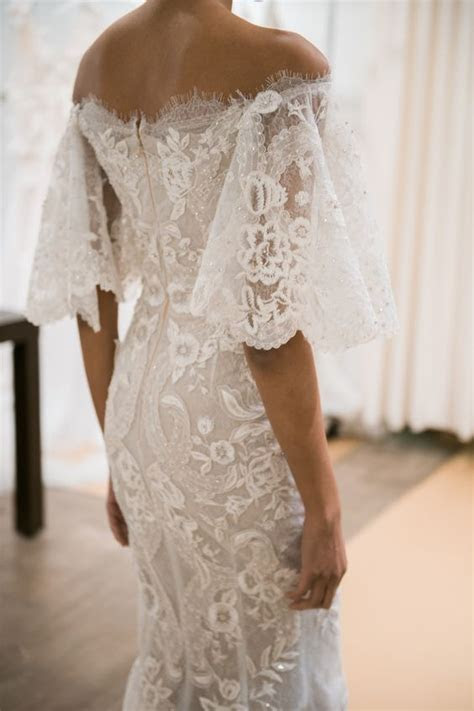 21 Oh So Amazing Bell Sleeve Wedding Dresses   Page 2