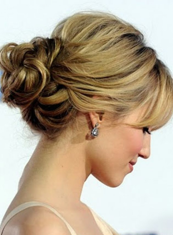 Easy  Updos  For Long  Hair  Pictures