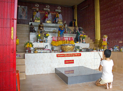 Monkey Hill Shrine, Phuket
