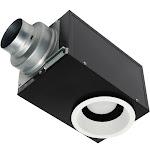 Panasonic FV-08VRE2 Whisperrecessed 80 Cfm Bath Fan With Led Lamp