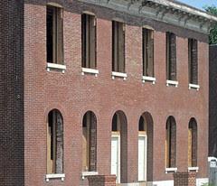 Duplex under restoration