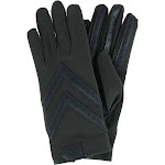 Isotoner Women's Unlined Touchscreen Driving Gloves - Charcoal