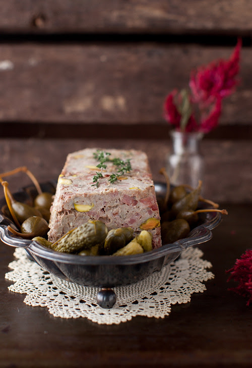Country Pate Pistachios 2