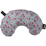 Bucky Minnie Compact Neck Pillow with Snap & Go - Trellis - Travel Pillows & Blankets