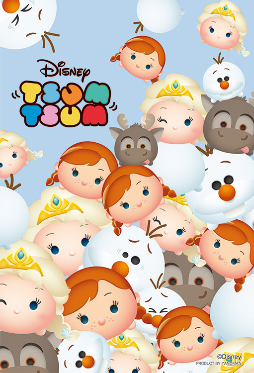 Yam 97 76 ディズニー ツムツム アナと雪の女王 アナと雪の女王