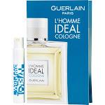 Guerlain L'homme Ideal Cologne EDT Spray Vial on Card by Guerlain