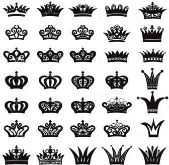 King And Queen Crown Tattoo Designs Of 7 2019 Tattoos Ideas