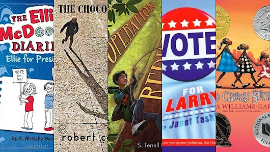 30 Young Adult Books for Activists-in-Training