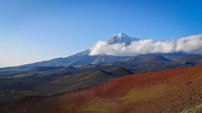 Volcán Tolbachik