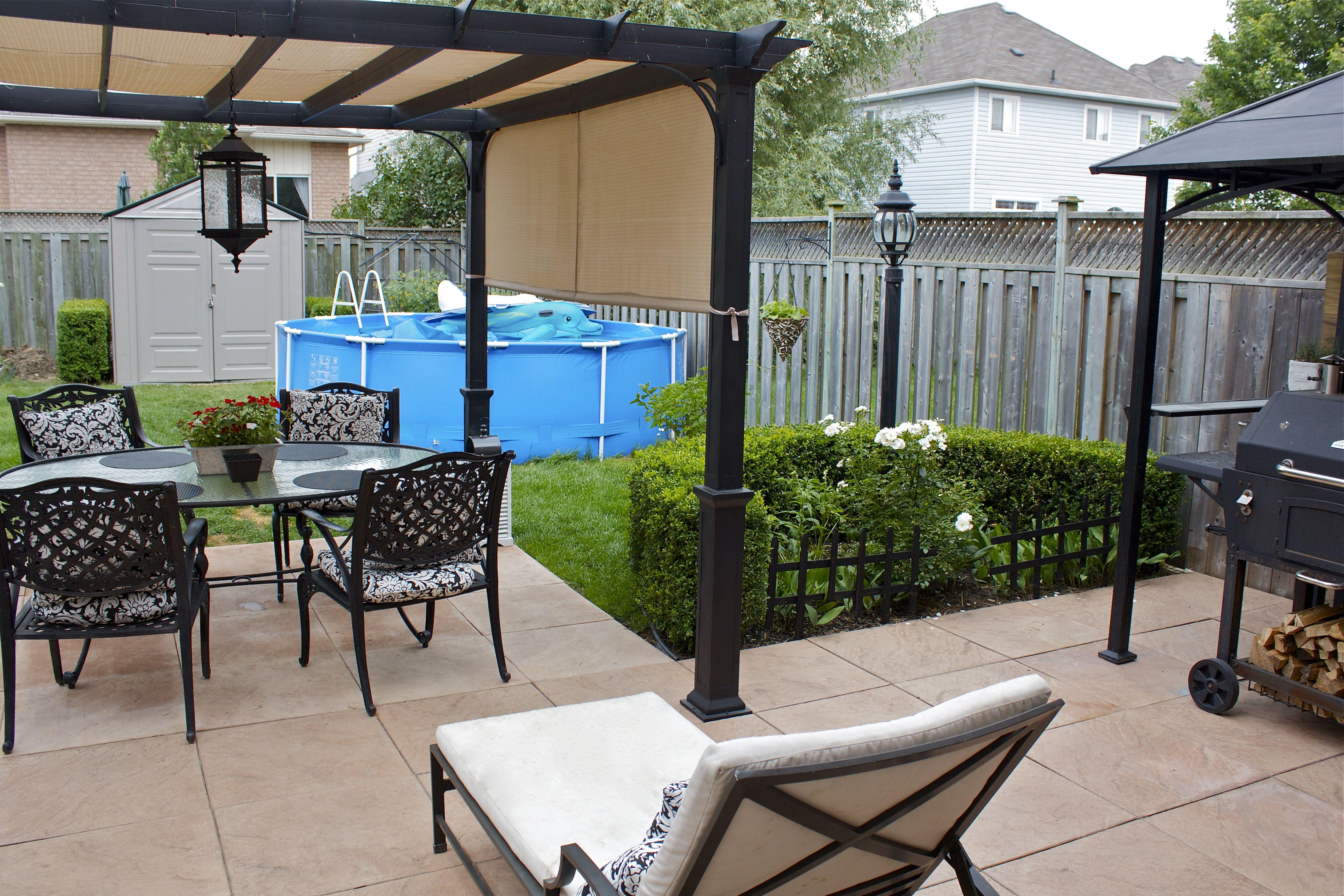 Our patio extension 2012 | Patio Ideas | Pinterest