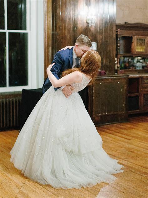 Real Eureka Springs Wedding: Amelia Coates & Riley Marquis