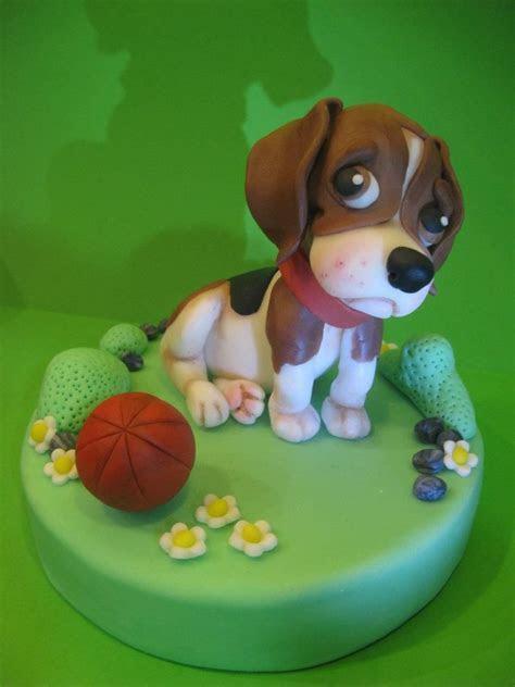 Best 25  Dog cake topper ideas on Pinterest   Fondant dog