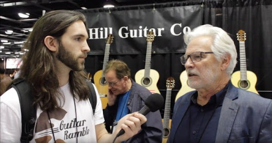 Interview with Kenny Hill (Guitar Ramble) | this is classical guitar