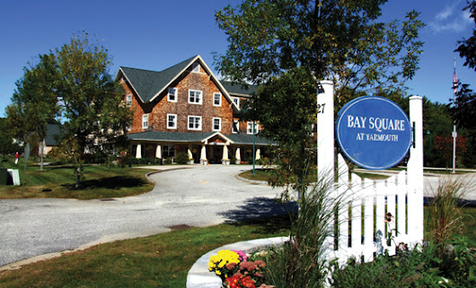Bay Square at Yarmouth Senior Living Yarmouth, ME