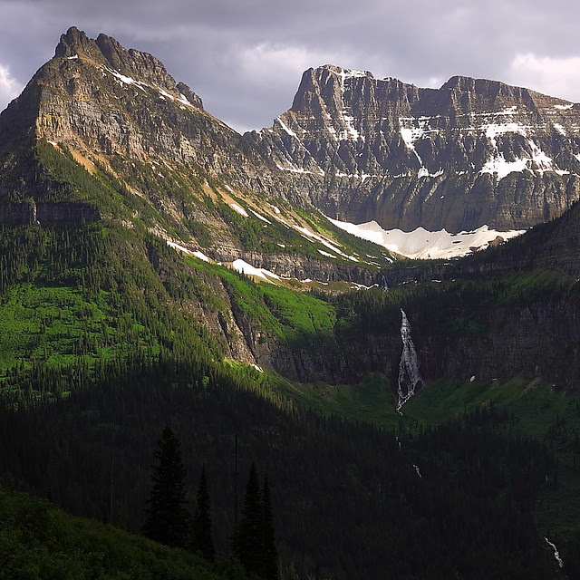 IMG_2029 Bird Woman Falls, Glacier National Park