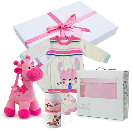 Customized Gifts for Baby Hampers