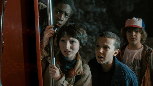 Stranger Things is more successful than some of Netflix's biggest shows