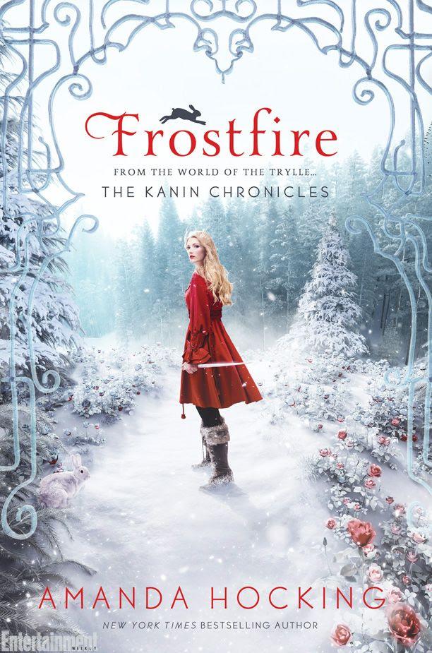 Frostfire (The Kanin Chronicles, #1) by Amanda Hocking