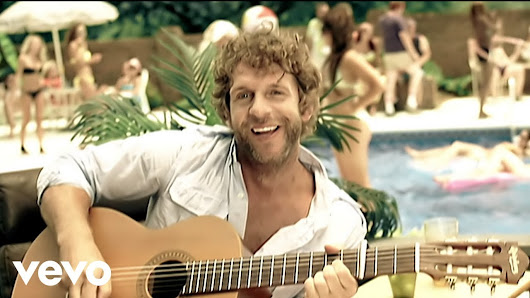 Billy Currington – Pretty Good At Drinkin Beer