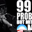 WATCH: Obama Raps '99 Problems'