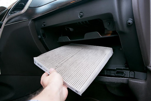 What's a Cabin Air Filter and When Should You Replace It? | News | Cars.com
