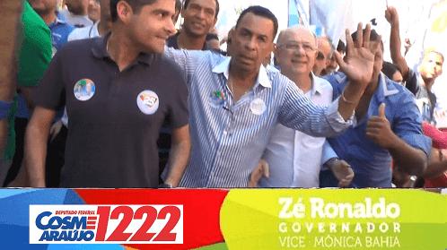 Resultado de imagem para cosme araujo deputado federal 1222