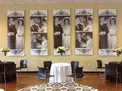 Ideas For 50th Wedding Anniversary
