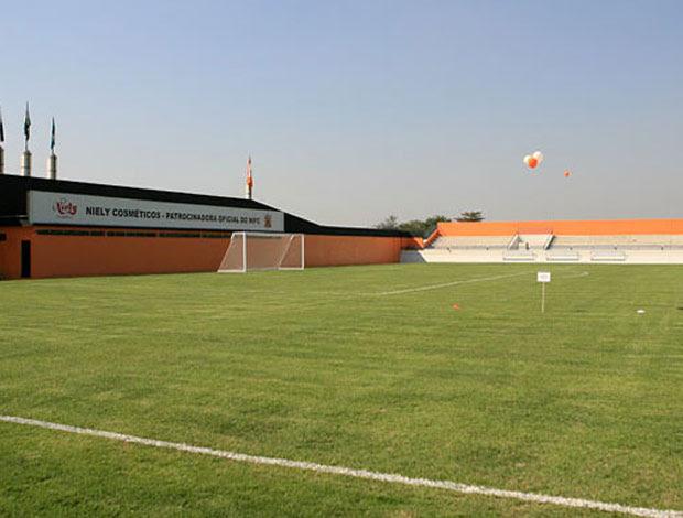Estádio Laranjão - Nova Iguaçu (Foto: Divulgação / Buda Mendes)