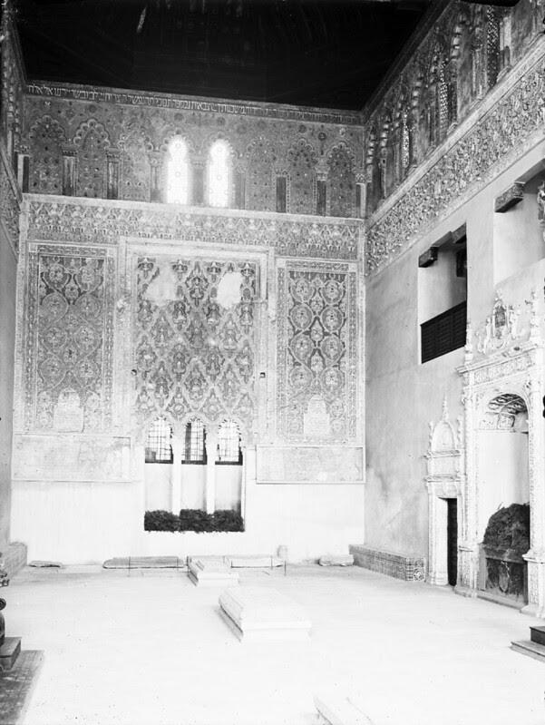 Sinagoga del Tránsito en los años 20. Fotografía de Otto Wünderlich. © Fototeca del Patrimonio Histórico