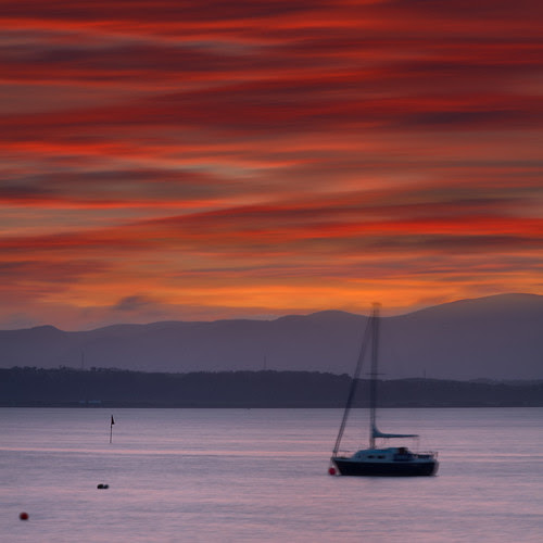 Sunset Blackness by Duncan_Smith