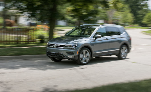 2018 Volkswagen Tiguan | In-Depth Model Review | Car and Driver