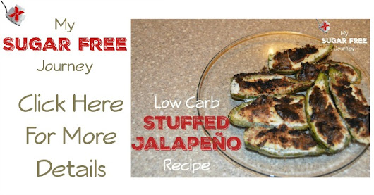 Low Carb Stuffed Jalapenos Recipe! | My Sugar Free Journey